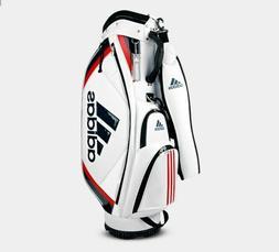 Adidas Golf Tour Basic Men's Caddie Bag CL0602 9Inch 5Way PU