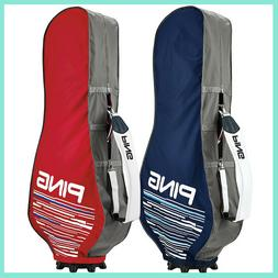 PING Golf Travel Cover Cart Bag Case Protection RED, NAVY /