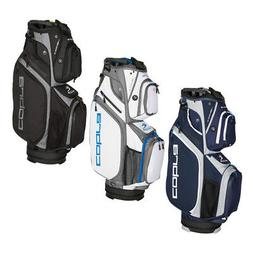 Cobra Golf Ultralight Cart Bag 15-WAY TOP FULL LENGTH DIVIDE