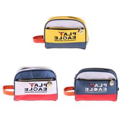 Golf Valuables Accessories Pouch Ditty Bag Golfer Club Gift