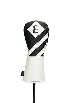 golf vintage fairway headcover head
