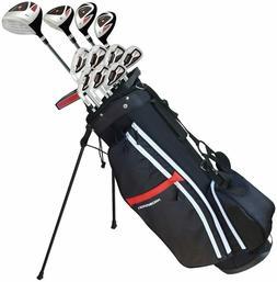 PROSiMMON Golf X9 V2 Golf Clubs Set & Bag - Mens 10.5 Degree