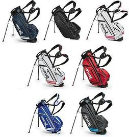 SRIXON GOLF Z FOUR STAND BAG NEW FOR 2018 4 WAY TOP w/ 8 POC