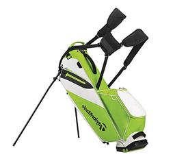 Green White TaylorMade Golf Stand Bag Luxury Top Quality Ric