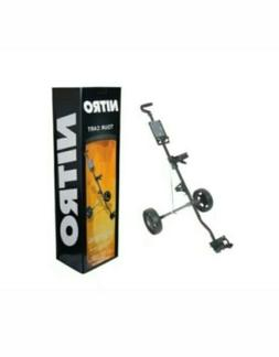 NITRO HAND GOLF CART *DISTRESSED PACKAGING*