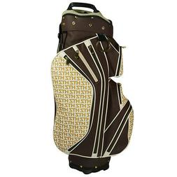 Hot-Z Golf Ladies Heritage Collection 5th Avenue Cart Bag wi