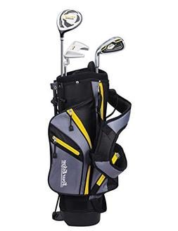 Tour Edge HL-J Junior Complete Golf Set with Bag  Yellow