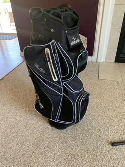 Tour Edge HL3 Golf Cart Bag Black UBAHKCB01