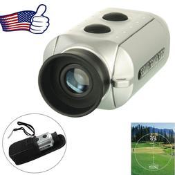 Hot Digital Pocket 7 x Golf Range Finder Golf Scope Golfscop