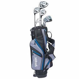 Tour Edge Hot Launch Hl-J Junior Golf Set Drvr/Fwy/Hyb/3Irns