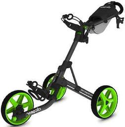 HOT! NEW 2019 Model Clicgear 3.5+ Golf Push Cart Charcoal/Li