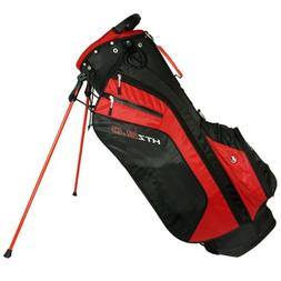 Hot Z 2018 2.0 Golf Stand Bag Red/Black