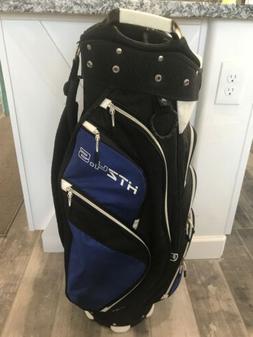 Hot-Z HTZ 4.5 Golf Cart Bag Lightweight 14-Way Black/Blue Ne