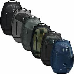 Under Armour Hustle 4.0 Storm Water-Resistant Backpack Gym B