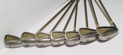 ProSimmon ICON 5-9 PW SW Iron Set Ladies Flex Graphite Shaft