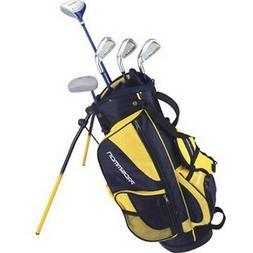 Prosimmon Icon Junior Golf Club Youth Set & Stand Bag for ki