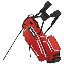 IN-STOCK 2017 TaylorMade Flextech Carry Golf Bag Red Flex Te