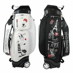 MU Sports Japanese Brand Golf Light Weight Caddie Bag 703W71