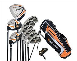 The Judge Founders Club Complete Golf Set with Graphite Seni