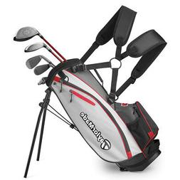 TAYLORMADE JUNIOR K40 PHENOM 6 PIECE JUNIOR SET W/BAG AGES 5