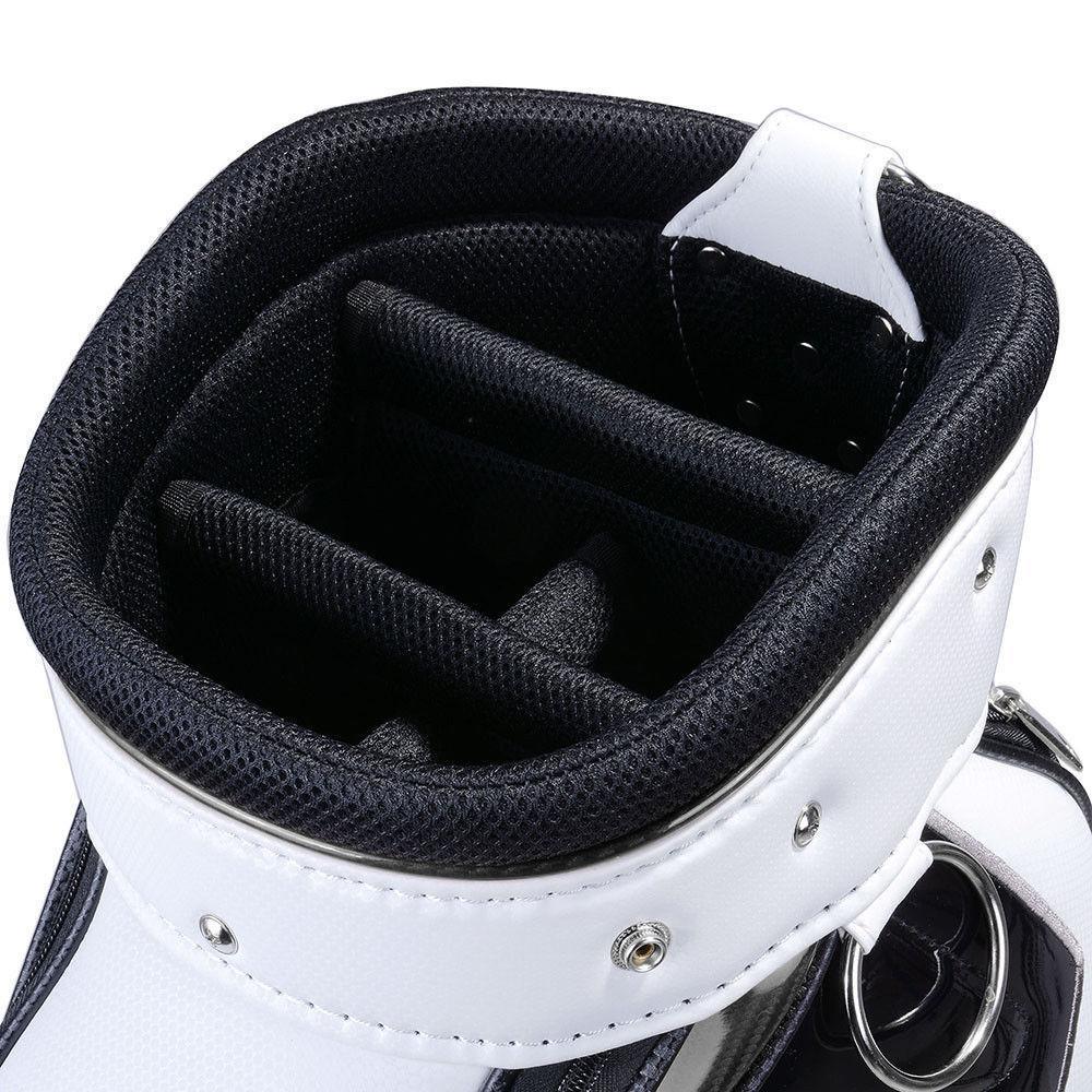 13 Stand Bag 5 Way Divider Pocket US