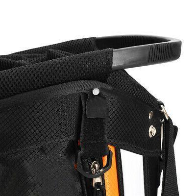 14 Full Divider Cart Bag Multi Pockets 3