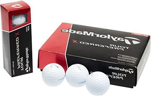 2016 tour preferred golf balls