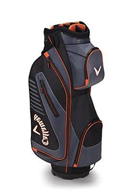 2017 capital cart bag black charcoal orange