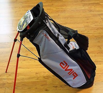 2017 PING Series Stand Bag Red -
