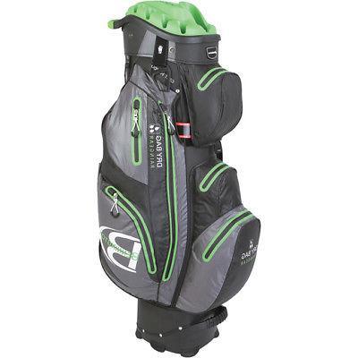 2b4facc460 2017 Bennington Quiet Organizer 14 Dry Golf Cart Bag - Lime