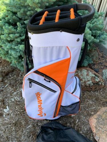 Taylormade 2017 Tm Carry Golf Orange White Black