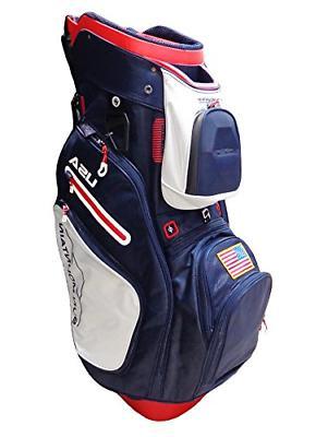 Sun Mountain 2018 C130 5-Way Cart Bag Navy/White