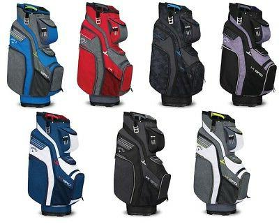 2018 Callaway Golf Org 14 Cart Bag Pick a Color