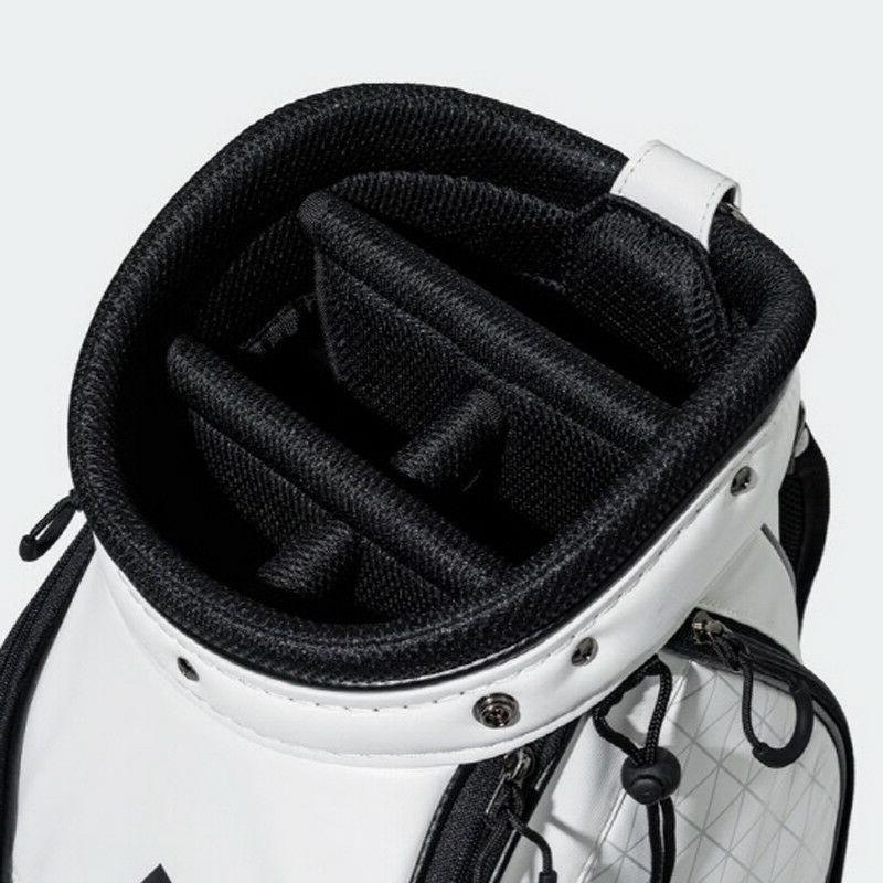 Adidas 2018 Weight Caddie Bag 9In 5-Way Free /
