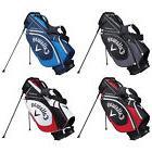 2018 Callaway Mens X Series Stand Bag New Golf Dual Strap Ca