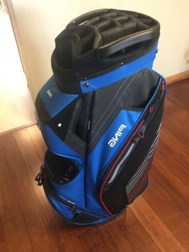 2018 pioneer mens cart golf bag new