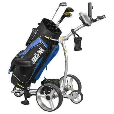 2018 Bat Caddy X4R Remote Control Electric Golf Bag Cart/Tro