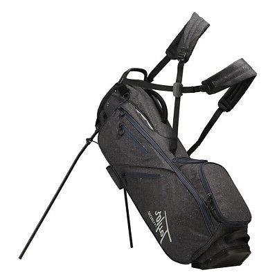 2019 flextech lifestyle stand golf bag tweed