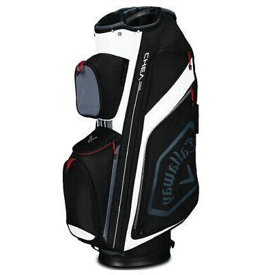 2019 golf chev org cart bag black