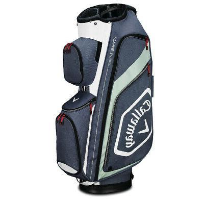 2019 golf chev org cart bag titanium