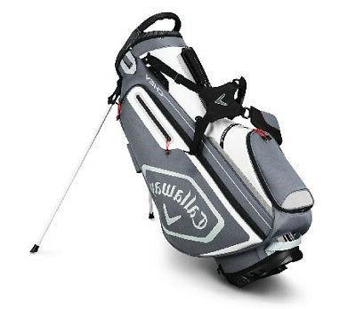 2019 golf chev stand stand bag titanium