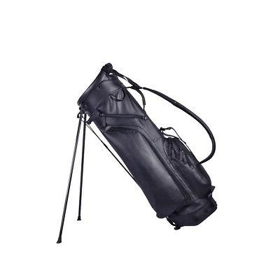 2019 Mountain Leather Stand Bag