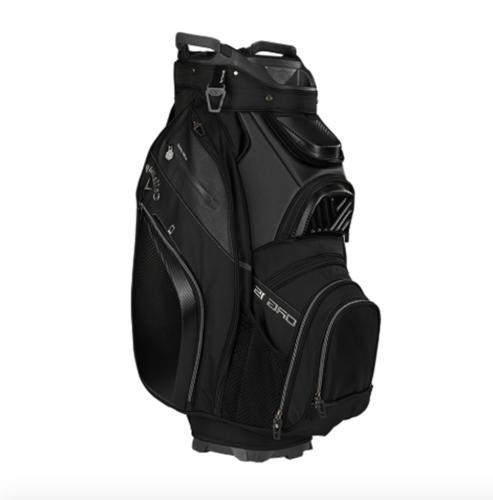 2019 org 15 cart golf bag black