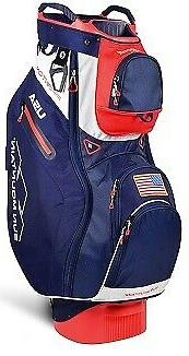Sun Mountain 2019 Phantom Cart Bag - Navy-White-Red