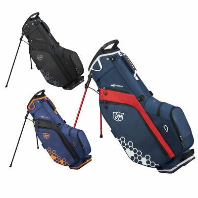2019 staff feather stand bag new