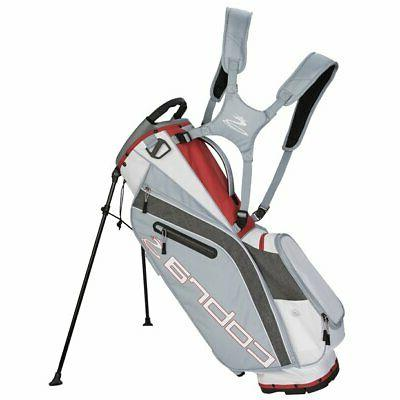 2019 ultralight stand golf bag white