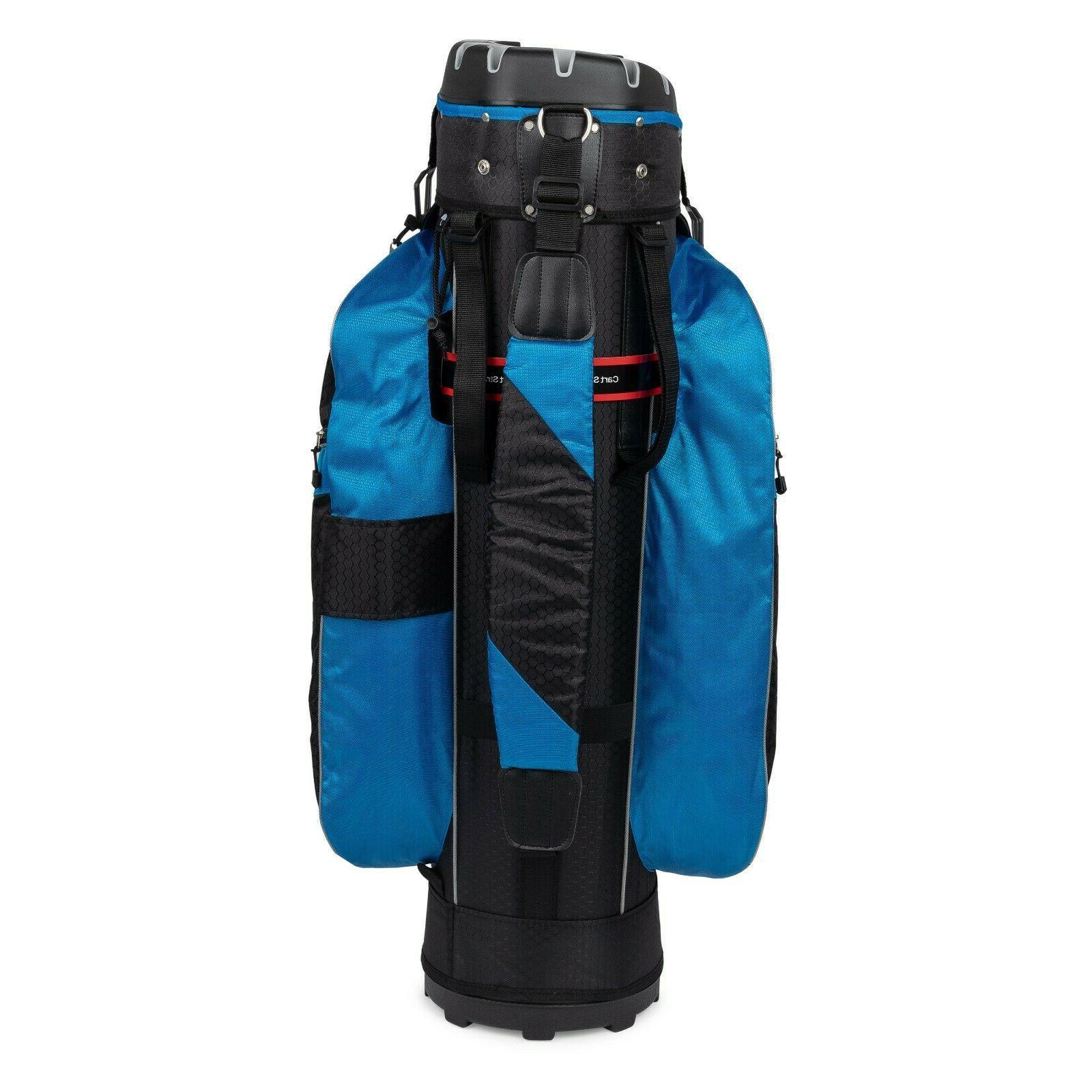 Way Organizer Top Cart Bag Full Length
