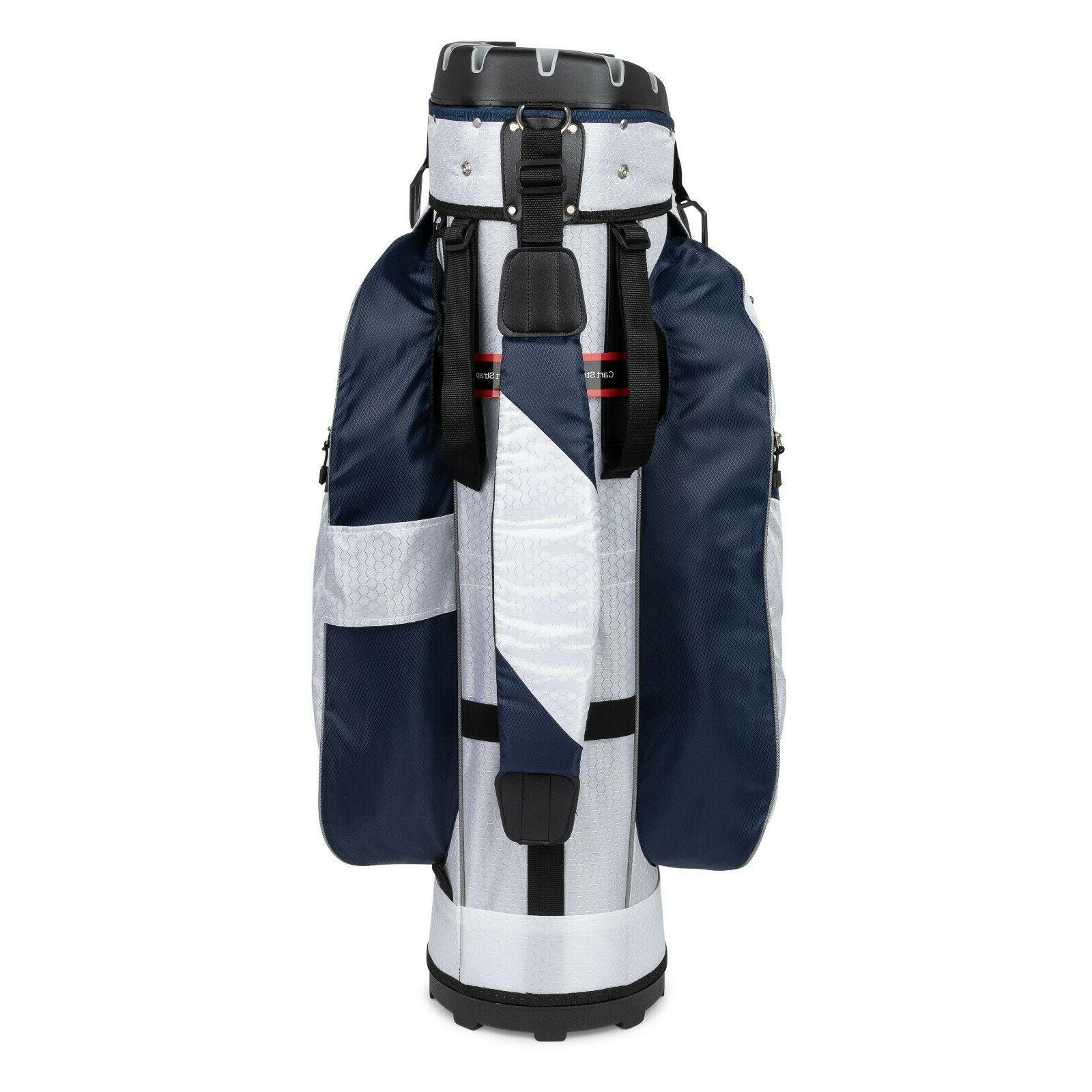 Founders Club 3G 14 Way Golf Cart Bag Length Dividers