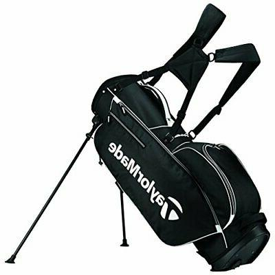 TaylorMade 5.0 Stand Bag White/Black