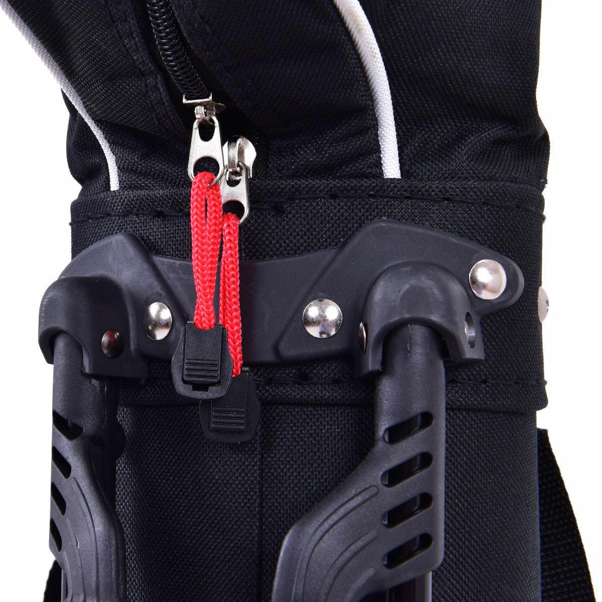 5'' Stand Clubs Carry Pockets Travel Walk